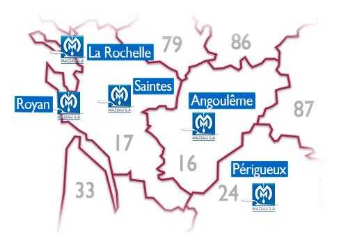 Agences Mazeau