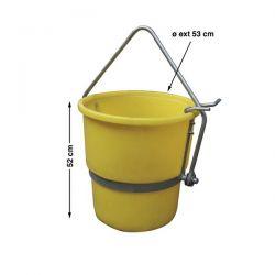 Benne à béton 70 litres