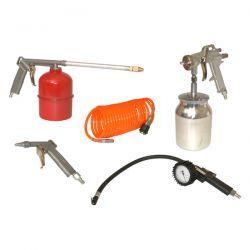 kit-5-acces.souf+pist+peint+pul+tuy-lacme-325500